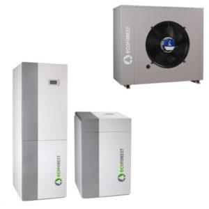 ecoGEO + Air Unit AU12