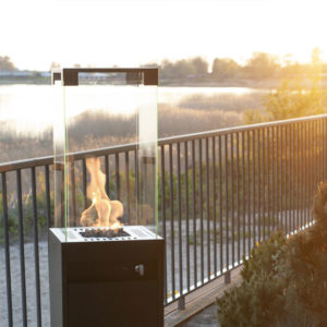 Faro Outdoor Gas Fireplace