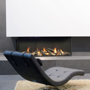 Valentino Gas Fireplace