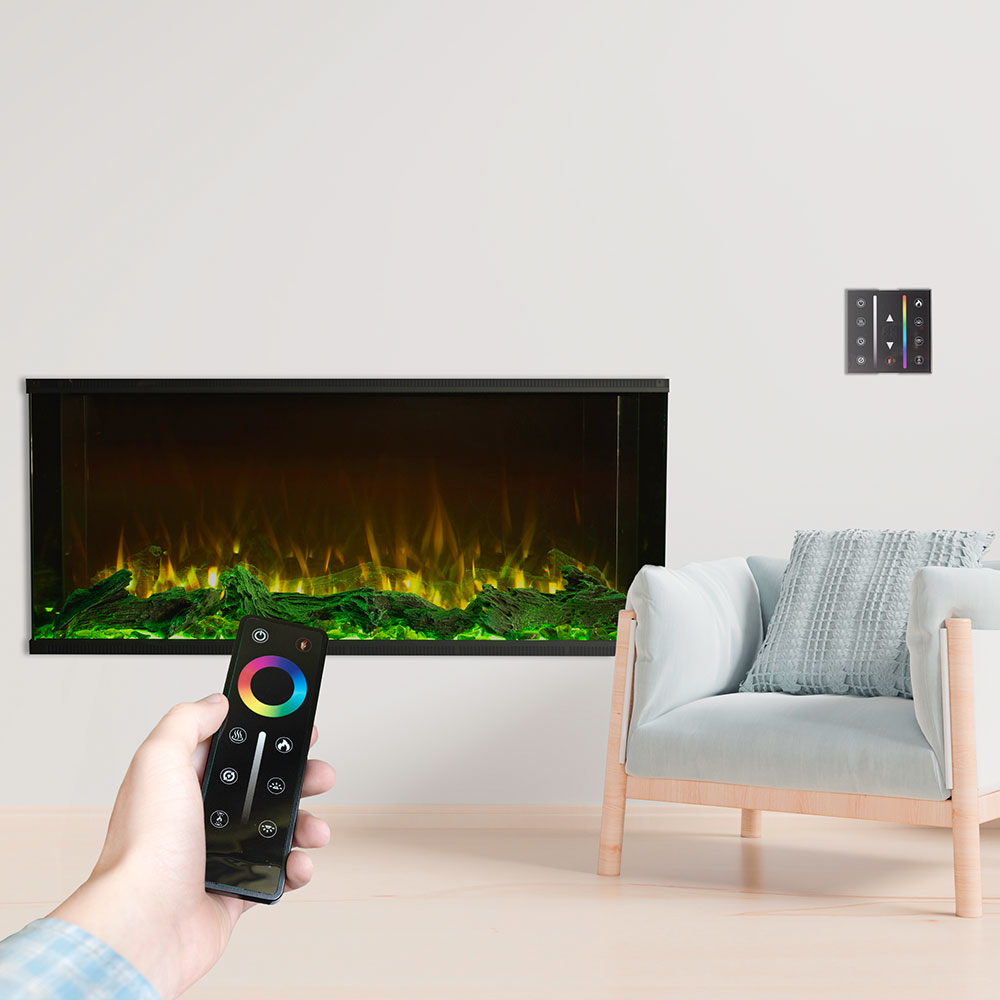 NEW! Electric Fireplaces